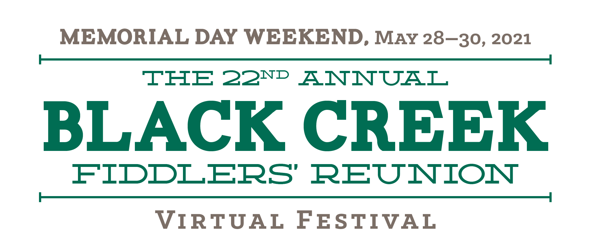 Black Creek Fiddlers' Reunion